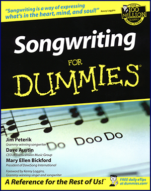 Songwriting Book